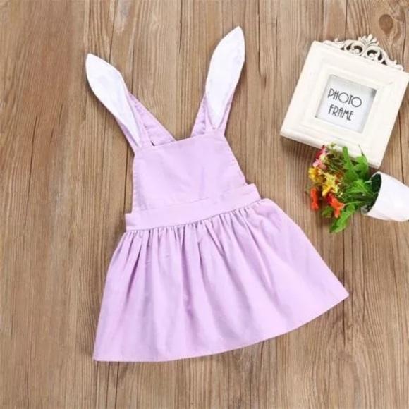 2fa41d2234e9 Boutique Dresses | Lilac Bunny Rabbit Easter Jumper Dress Purple ...